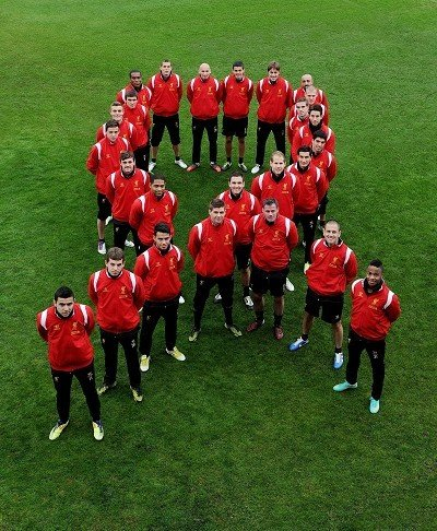 Liverpool Football Club supported World AIDS Day this year.