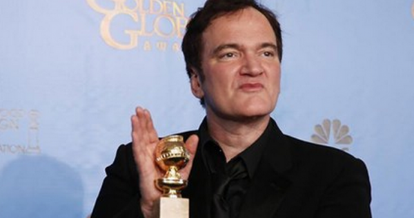 2013 Golden Globe Awards: The money and the awards are rolling in for QT!