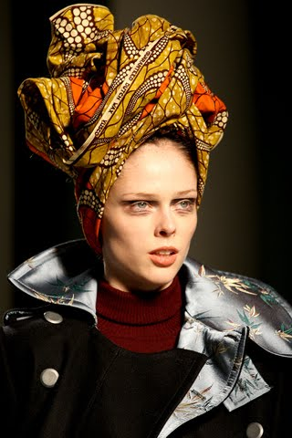 Jean Paul Gaultier 2010 collection