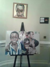 A Touch of Art - Shani Osman