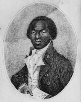 Taken as a child slave from Nigeria to the West Indies, Olaudah Equiano then went onto England where he won his freedom