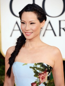Lucy Liu - Charlie's Angel Photo: Huffington Post