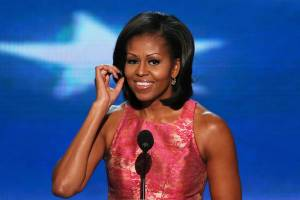 Michelle Obama - Who is the First Lady of them all? Photo: Bing Images