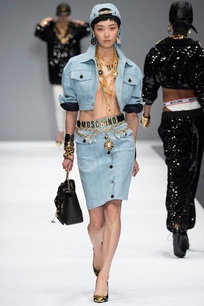 Jeremy Scott for Moschino