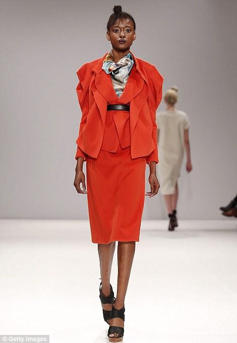 london fashion wk 2014