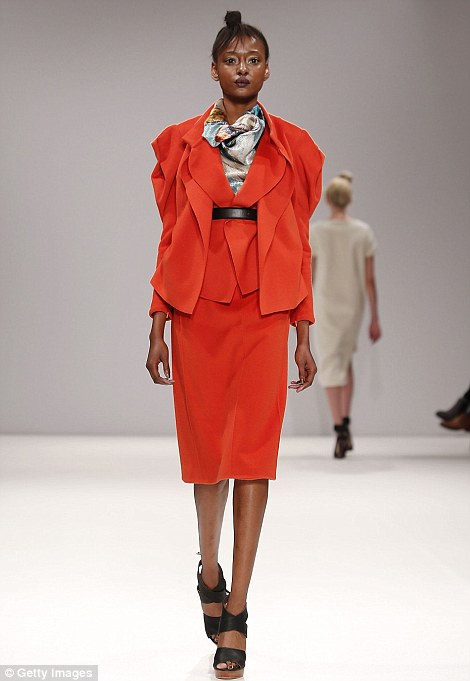 london fashion wk 2014