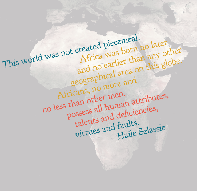 Quotes about Africa