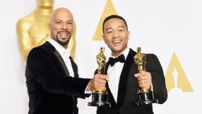 Common and John Legend win oscar for Glory