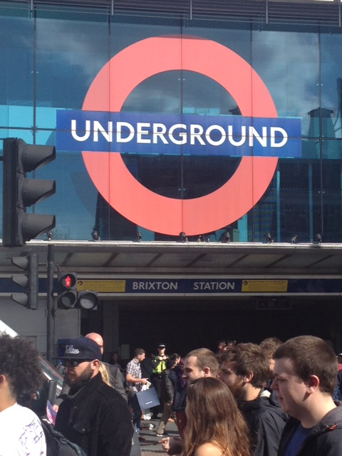 Reclaim Brixton