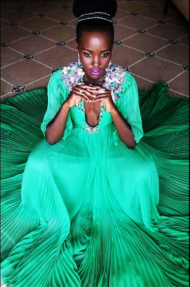 Cannes Film Festival grasshopper season, Ugandan inspired