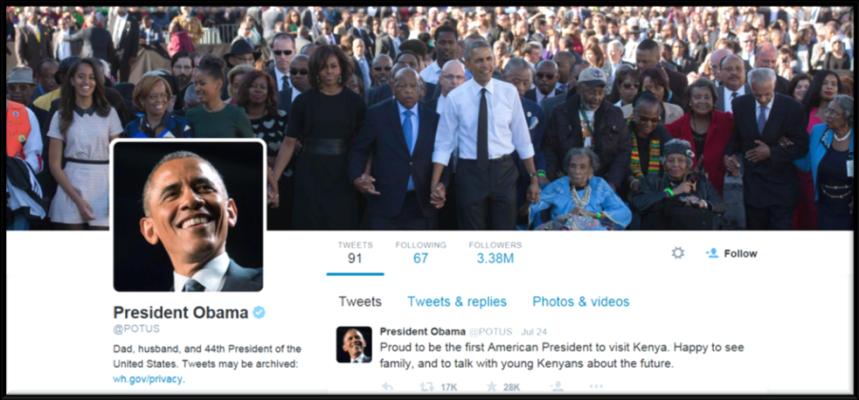 Obama in Kenya 2015