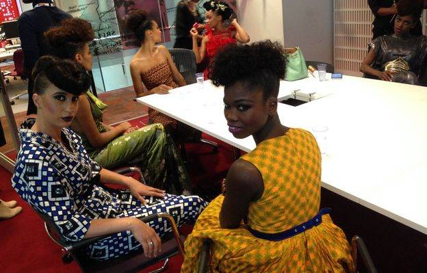 bbc fashion news, African fashion week