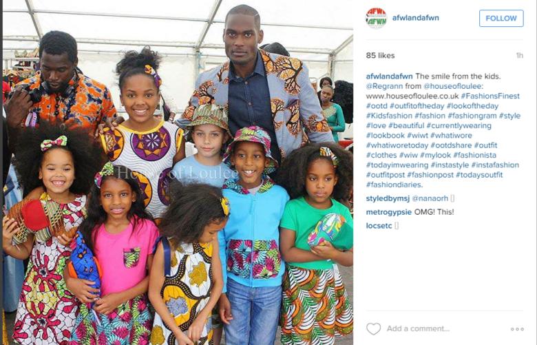 African Fashion Instagram