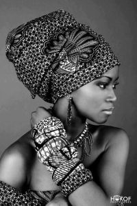 head wrap braided kinks tumblr