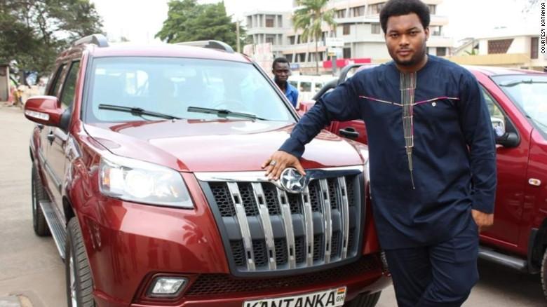 cars in Ghana, African cars