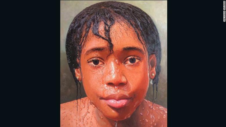 Oresegun Olumide, fine art, African art, African artists