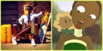 african animation, african cartoons, contemporary art