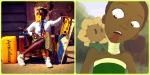 african animation, african cartoons, contemporary art