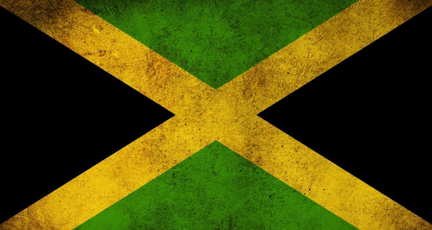 colourism in jamaica, usain bolt, carnival, jamaican flag