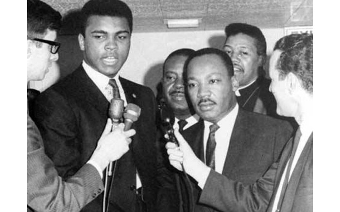 ali and mlk