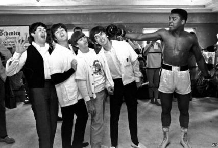 ali & the beatles