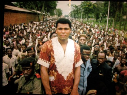 #Alibomaye: Rumble in the Jungle 1975 - Zaire (now the Democratic Republic of the Congo)