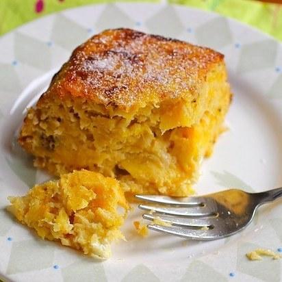plantain cheese cake - my col recipies