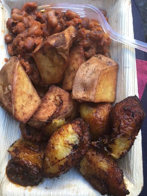african food, bean stew