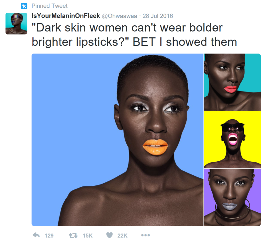 darkskin models