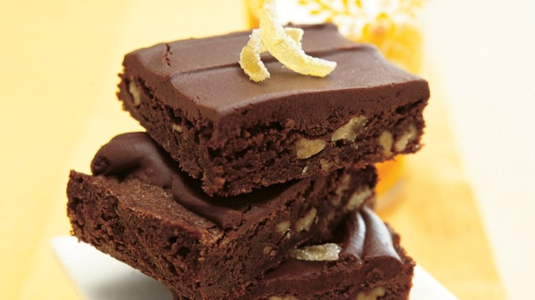 jamaican-coffee-brownies-with-pecans
