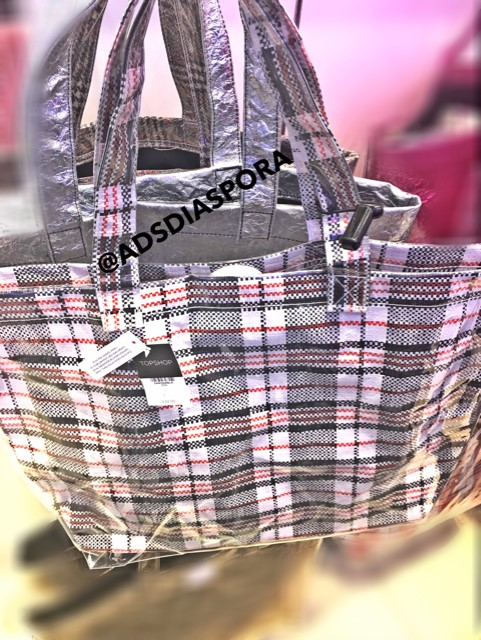 tote bag, ghana must go, topshop, fashion, accessories, topshop bags