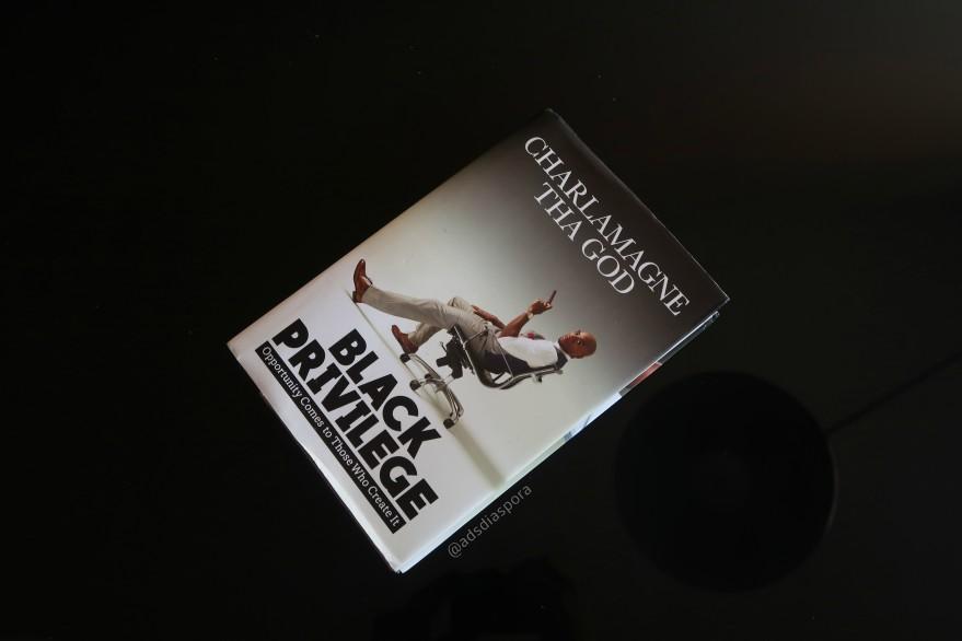 black literature, black brivilige, books